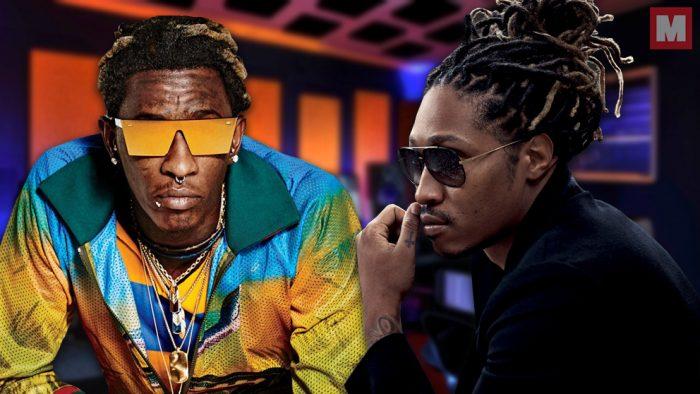 Future y Young Thug están preparando nueva música