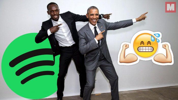 Obama comparte la playlist que escucha en el gimnasio