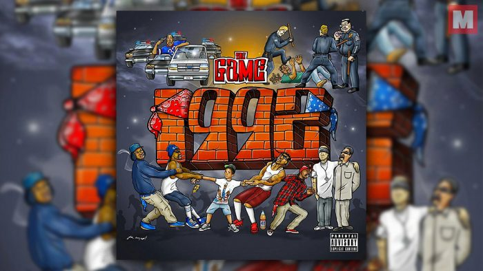 The Game retrocede al pasado con su nuevo álbum '1992'