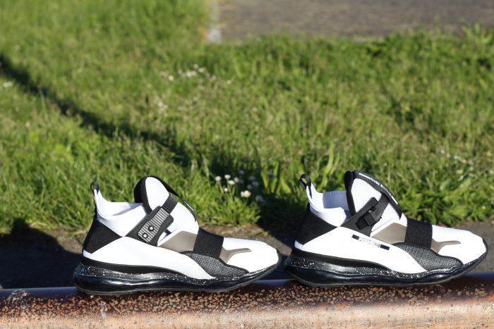4 1 700x467 - Review PUMA x MCQ 'Cell Mid' en #SneakersTV