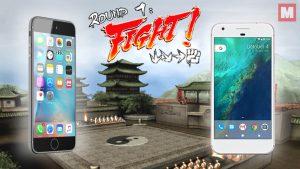 Google Pixel le declara la guerra a Apple y su iPhone