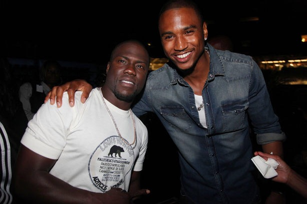 Kevin Hart recluta a Trey Songz para 'Push It On Me'
