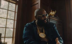 El Rick Ross más duro vuelve en el videoclip de 'No U-Turns'