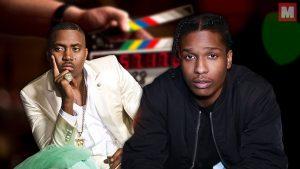 A$AP Rocky y Nas participarán en la nueva película 'Monster'