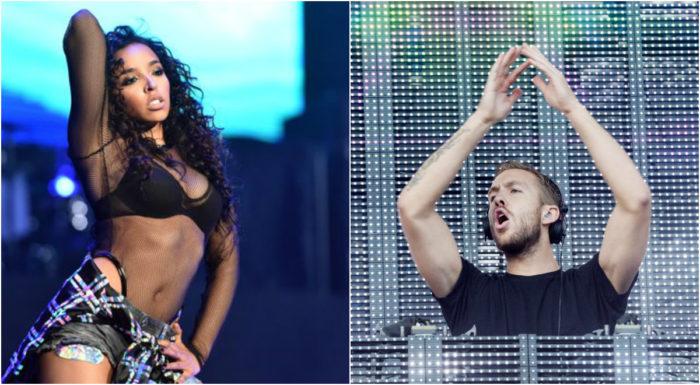Calvin Harris podría estar saliendo con Tinashe