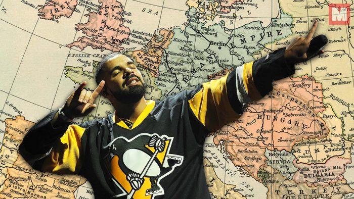 Drake confirma su nuevo tour por Europa a inicios de 2017