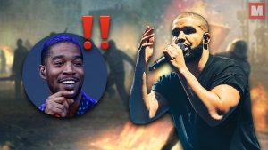 Drake responde a las críticas por sus líneas contra Kid Cudi