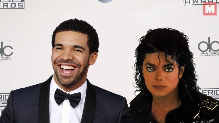 Drake bate el récord de Michael Jackson con 13 nominaciones en los AMA