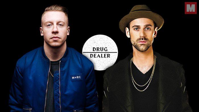 Macklemore y Ryan Lewis lanzan un himno antidroga con 'Drug Dealer'