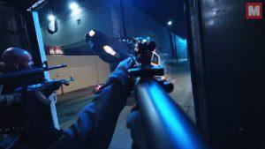 The Weeknd convierte 'False Alarm' en un increíble shooter en primera persona
