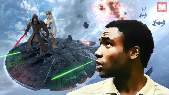 Donald Glover se convierte en el fichaje estrella de Star Wars