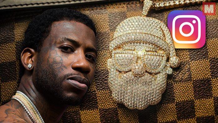 Gucci Mane crea una cuenta de Instagram para su nueva cadena