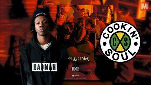 Joey Bada$$ colabora con Cookin Soul en 'Front & Center'