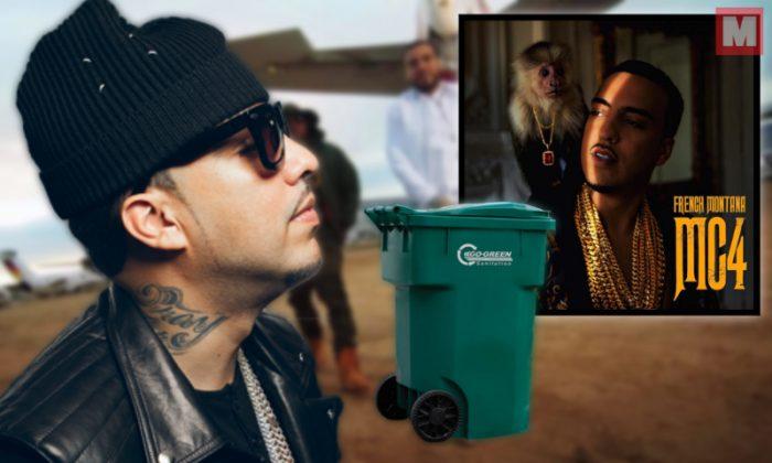 French Montana cancela su álbum 'MC4' ya filtrado y anuncia una nueva mixtape