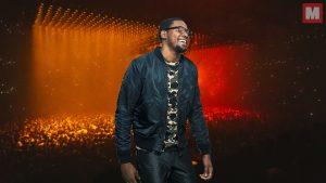 Kevin Durant va al Saint Pablo Tour y Kanye West para el concierto por él