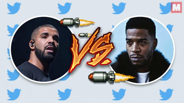 Kid Cudi responde a Drake: «Dímelo a la cara, marica»