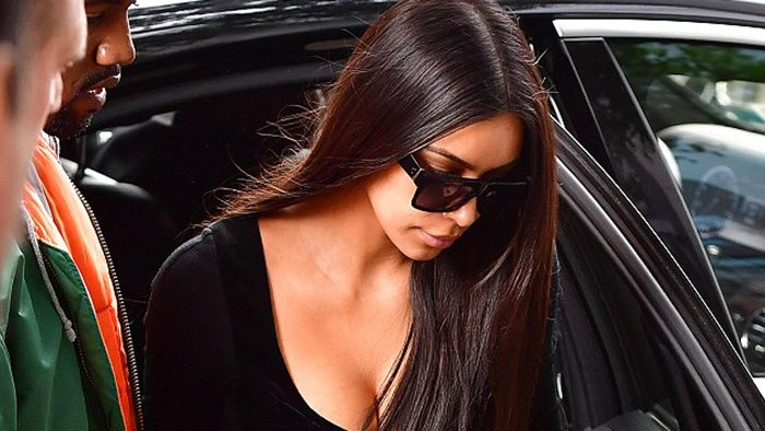 Kim Kardashian se está construyendo una habitación del pánico en su mansión de Bel-Air