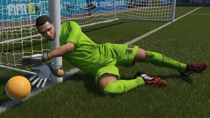 FIFA 17 ya ha salido y éstos son algunos de los mejores GIFs