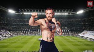 El Real Madrid quiere una pelea de McGregor en el Santiago Bernabéu
