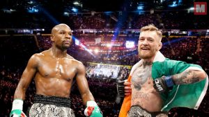 Conor McGregor sigue retando a Floyd Mayweather