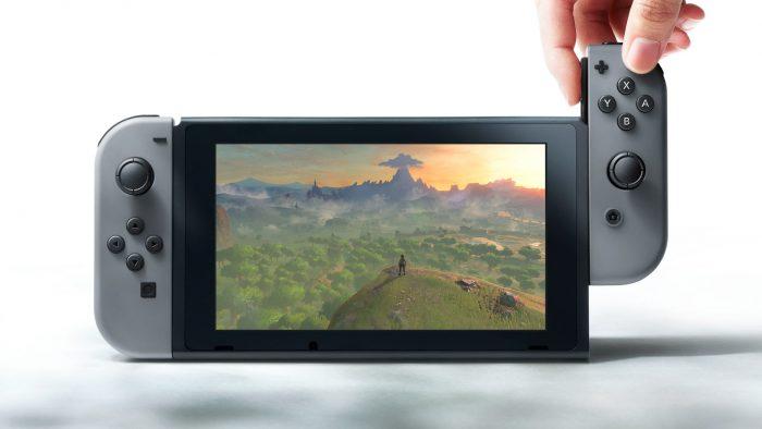 Nintendo Switch, la consola de sobremesa y portátil a la vez