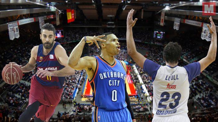Partidos ajustados de los Oklahoma City Thunder en España