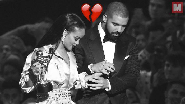 El romance entre Drake y Rihanna parece haber llegado a su fin