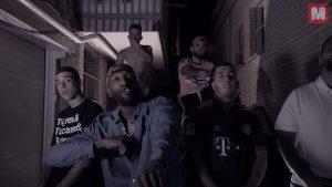 TAKERS presentan su nuevo vídeo 'Taking It Down' junto a Aqeelion