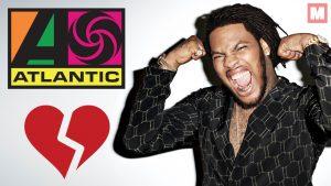 La pelea entre Waka Flocka Flame y Atlantic Records termina en ruptura