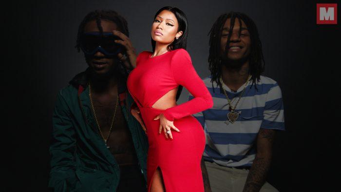 Nicki Minaj se adueña del banger de Rae Sremmurd en 'Black Barbie'
