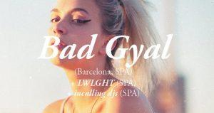 No te pierdas a Bad Gyal y LWLGHT reventar Madrid el 17 de noviembre