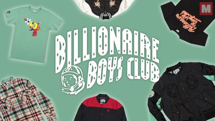 Billionaire Boys Club presenta su colección otoño/invierno 2016