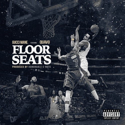 Gucci Mane y Quavo dejan claro en 'Floor Seats' que no aceptan tonterías