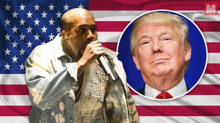 Kanye West elogia a Donald Trump y confirma su propia candidatura en 2020