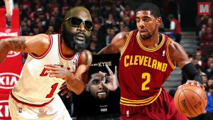 Rick Ross se sumerge en la NBA con su nuevo single 'Kyrie'