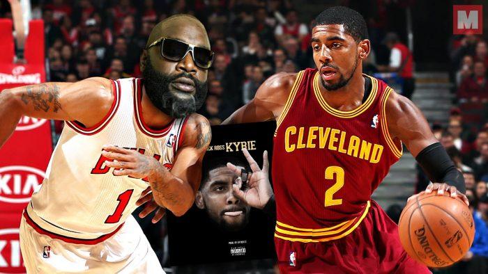 Rick Ross se sumerge en la NBA con su nuevo single 'Kyrie'
