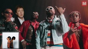 Paul McCartney es fan de 'Black Beatles' de Rae Sremmurd y Gucci Mane