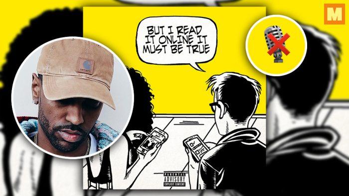 Big Sean critica a la prensa en su nuevo single 'No More Interviews'