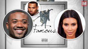 Ray J arremete contra Kim Kardashian en 'Famous' junto a Chris Brown