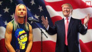 Riff Raff aceptaría actuar para Donald Trump por 50.000 dólares