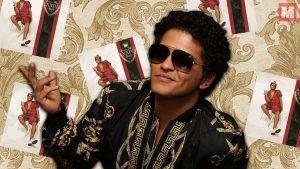 Bruno Mars saca su lado más sensual en 'Versace on The Floor'