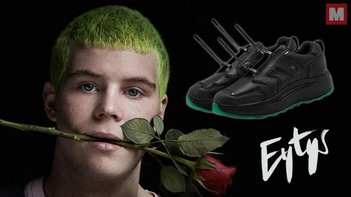 Yung Lean y sus Sad Boys lanzan las peculiares sneakers 'Spider'
