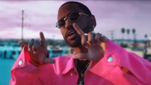 Big Sean publica un estrambótico vídeo para 'Bounce Back'