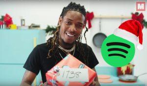 Spotify se une a sus estrellas para llenar a sus fans de regalos