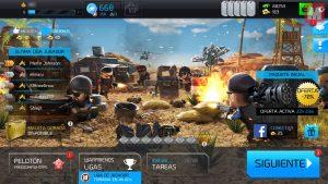 Principal 300x169 - La viciada del mes: analizamos el juego para móviles 'Warfriends'