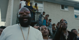 Rick Ross, Gucci Mane y 2 Chainz cuidan el barrio en 'Buy Back the Block'