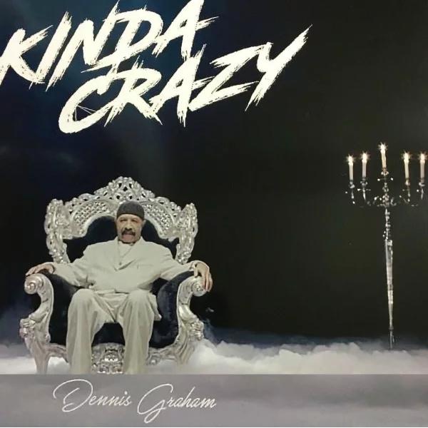 Dennis Graham, el padre de Drake, estrena su nuevo single 'Kinda Crazy'