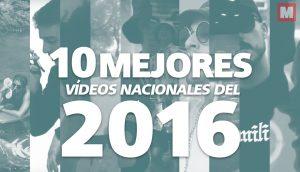 Recopilamos los 10 vídeos nacionales que marcaron el 2016
