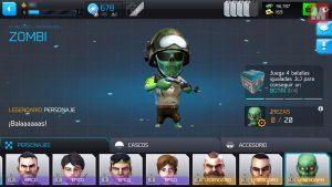 caarl 300x169 - La viciada del mes: analizamos el juego para móviles 'Warfriends'