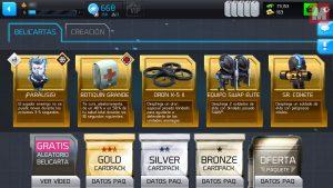cartas 300x169 - La viciada del mes: analizamos el juego para móviles 'Warfriends'